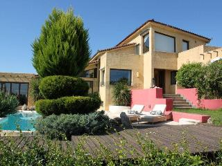 Beautiful home with a fantastic pool by the sea. - Pieria Region vacation rentals
