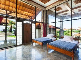 Puri Uluwatu Estate House Twin - Pecatu vacation rentals