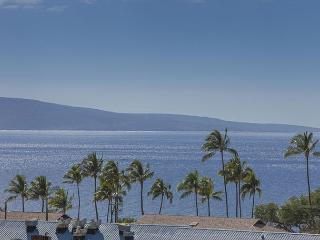 Kihei Alii Kai #D-406 Full Ocean View, in the Heart of Kihei, Spacious! - Kihei vacation rentals