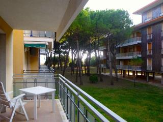 Bright 2 bedroom Townhouse in Jesolo with Washing Machine - Jesolo vacation rentals