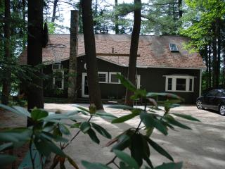 Stunning Forest Lake Home with Hot Tub! - Winchester vacation rentals