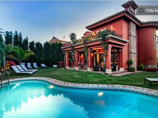 Villa Saudi,200meters walk to beach,pool,jacuzzi - Torremolinos vacation rentals