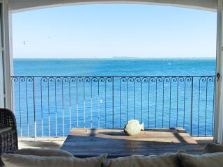 Stunning sea view at Port Rive Gauche, Marseillan - Marseillan vacation rentals