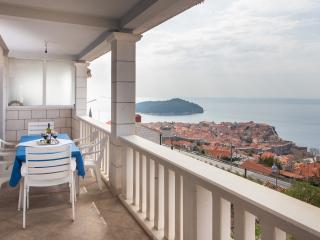 Amazing view Old town apartment - Dubrovnik vacation rentals