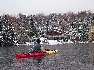 SPLENDID Lakefront SKI CHALET , Laurentians - Morin Heights vacation rentals