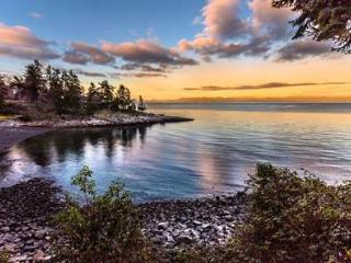 Dolphin Beach Oceanfront Cottage - Nanoose Bay vacation rentals