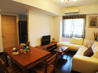 New Boutique, MRT Family apt, up to 8 - Taiwan vacation rentals
