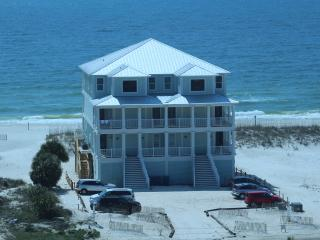 Castle in the Sand! Gulf home w/pvt heated pool!! - Orange Beach vacation rentals