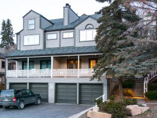 Main Street 3-Bedroom Townhome, Walk To Everything - Park City vacation rentals