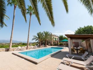 SON REAL - Villa for 12 people in Sencelles - Sencelles vacation rentals
