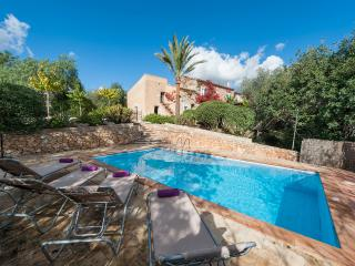 BAIX DOR - Property for 10 people in Es Carritxo - Felanitx - Calonge vacation rentals