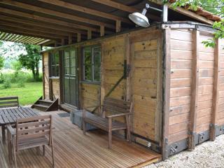 Insolite & rare : Le Wagon à l'Orée du Bois - Droyes vacation rentals