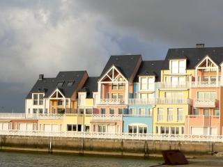 Appartement Duplex Vue Mer Deauville Trouville - Deauville vacation rentals