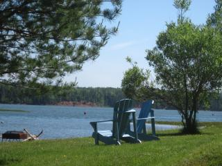 Water front apartments on Cardigan River - Cardigan vacation rentals