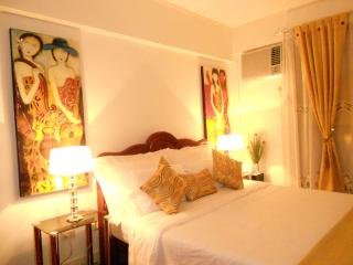 2 Bdr. Fully Furnished Condo Manila - Taguig City vacation rentals