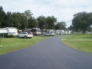 Nice Caravan/mobile home with Internet Access and A/C - Webster vacation rentals