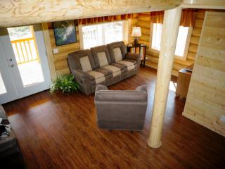 Cozy 2 bedroom Kasilof House with Deck - Kasilof vacation rentals