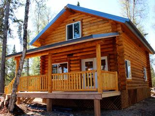Nice Cabin with Deck and Internet Access - Kasilof vacation rentals