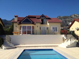 Holiday villa in North Cyprus with pool, 8 sleeps - Catalkoy vacation rentals