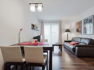 Perfect 2 bedroom Krakow Apartment with Internet Access - Krakow vacation rentals