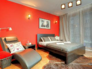 Comfortable 2 bedroom Krakow Apartment with Internet Access - Krakow vacation rentals