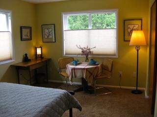 1BR/1BA Two Room Studio - Olympic Vacation Rentals - Reduced Winter Rates Now! - Port Townsend vacation rentals
