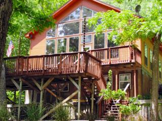 Cliffside Main House! On River Road/Guadalupe! - New Braunfels vacation rentals