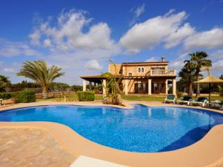 SORTAL - Villa for 6 people in s'Horta - S' Horta vacation rentals