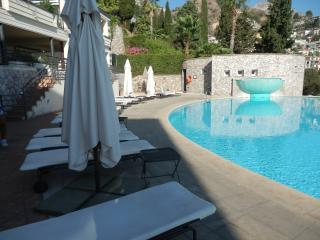 APARTMENT IN THE LUXURIOUS RESIDENCE - Taormina vacation rentals