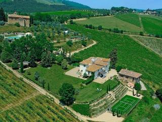 Villa Rignana Chianti estate - Greve in Chianti vacation rentals