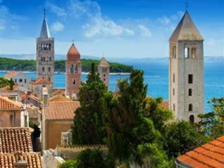 Bright 4 bedroom House in Rab Town - Rab Town vacation rentals