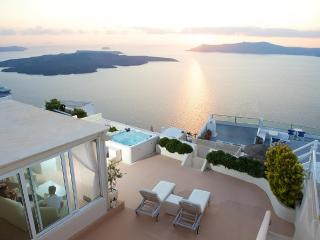 Sunset View Villa Santorini - Firostefani vacation rentals
