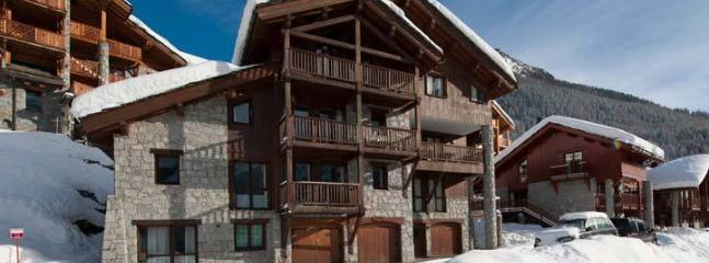 Chalet Cheval Blanc - Sainte Foy - Sleeps 8 - Savoie vacation rentals