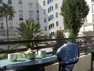 Red Rouaze Spacious 1 Bedroom Cannes Apartment with a Terrace - Cannes vacation rentals