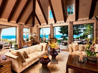 Possibly the most luxurious beachfront home in Montecito - Montecito Beach Estate - Montecito vacation rentals