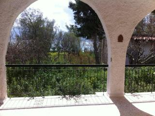 Waterfront Villa On The Aegean - Agioi Theodoroi vacation rentals
