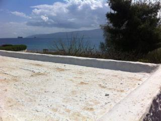 Waterfront Villa On The Aegean - Agioi Theodoroi vacation rentals