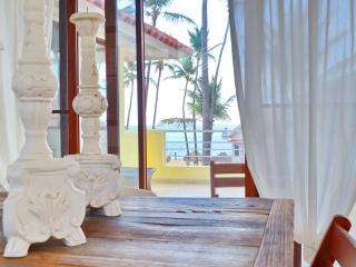 Beach House Pina Colada 2bdr Ocean View + WiFi - Bavaro vacation rentals