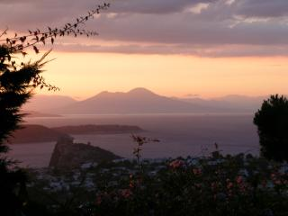 Secluded Italian Villa, Amazing views and comfort. - Ischia vacation rentals