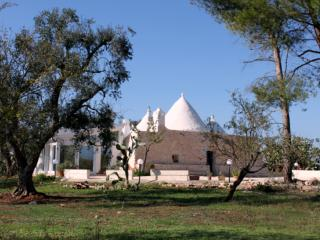 Nice Trullo with Deck and Internet Access - Latiano vacation rentals