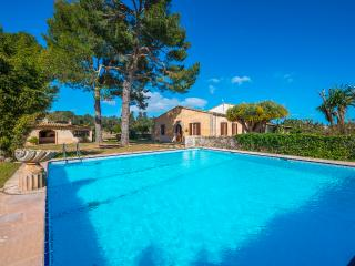 CAN CIREROL - Villa for 12 people in Porto Colom- Felanitx - Porto Colom vacation rentals