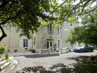 Country chateau in private parkland - Ardilleux vacation rentals