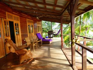 Perfect House with Deck and Internet Access - Isla Bastimentos vacation rentals