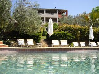 Sanorama villa Suite with panoramic Sani view - Sani vacation rentals