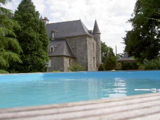 château LE CLYO. MORBIHAN, PISCINE PRIVÉE - Caro vacation rentals