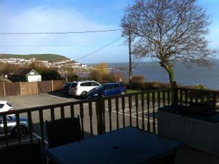 Luxury Caravan New Quay Wales Stunning Sea View - New Quay vacation rentals