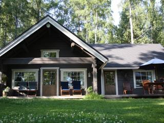 Beautiful Cottage with Internet Access and Outdoor Dining Area - Kesälahti vacation rentals