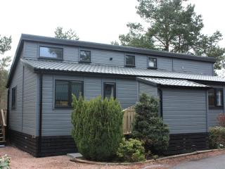 Bright 3 bedroom Blair Atholl Lodge with Deck - Blair Atholl vacation rentals