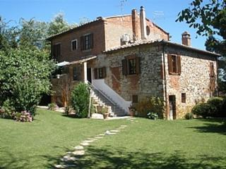 Tuscan Villa With Private Pool And Amazing Views - Lucignano vacation rentals