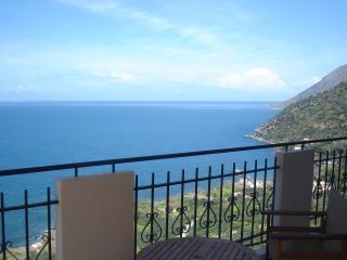 Studio with panoramic sea view - Drapanias vacation rentals